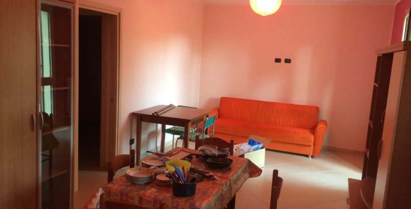 Appartamento in residence con ampio spazio esterno