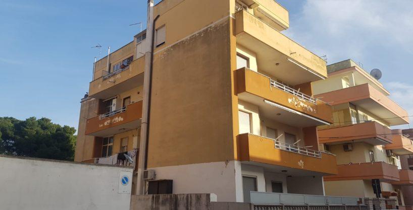 A Gallipoli, Appartamento di ampia metratura in zona centrale