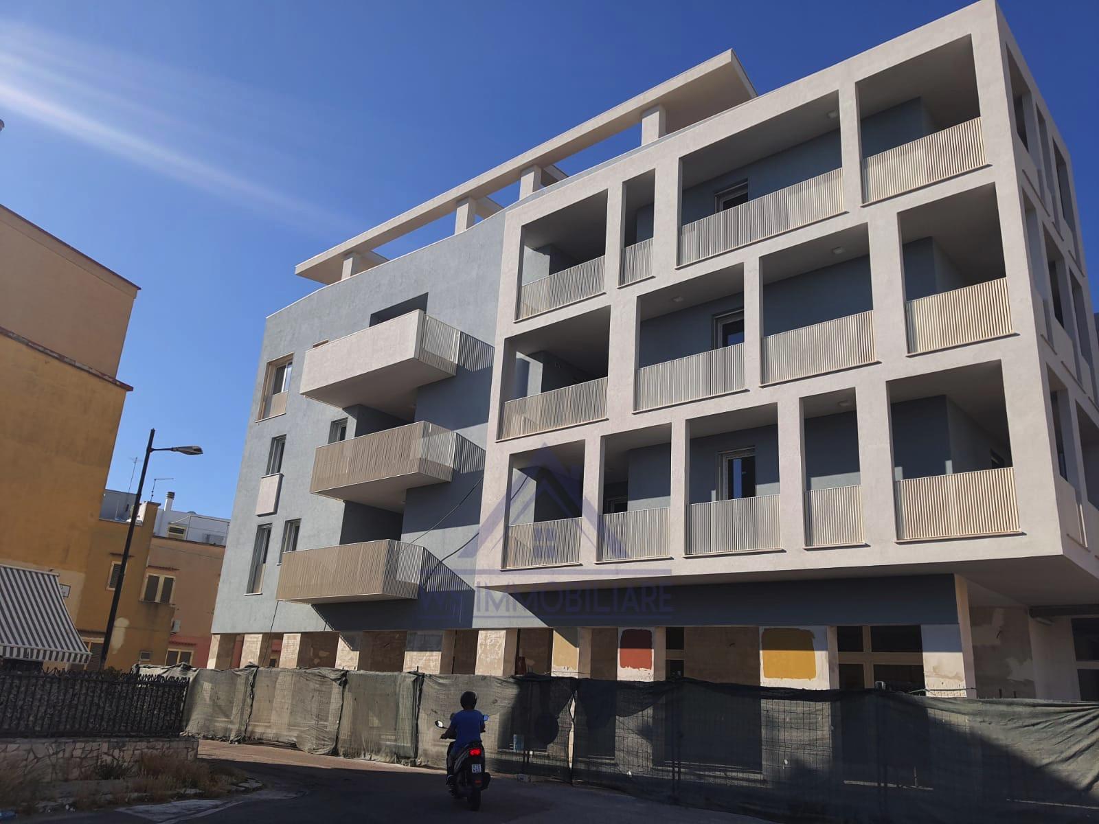 Attico di nuova costruzione in zona centrale VISTA MARE